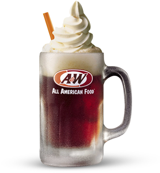 ... its draft root beer and root beer floats and its frosty mugs where the