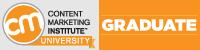 Content Marketing Institute University Graduate