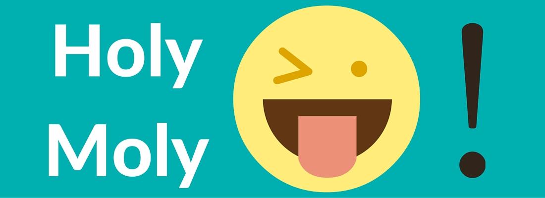 Holy Moly Emoji!