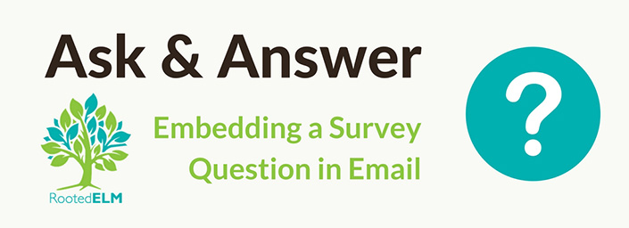 Ask & Answer in Email