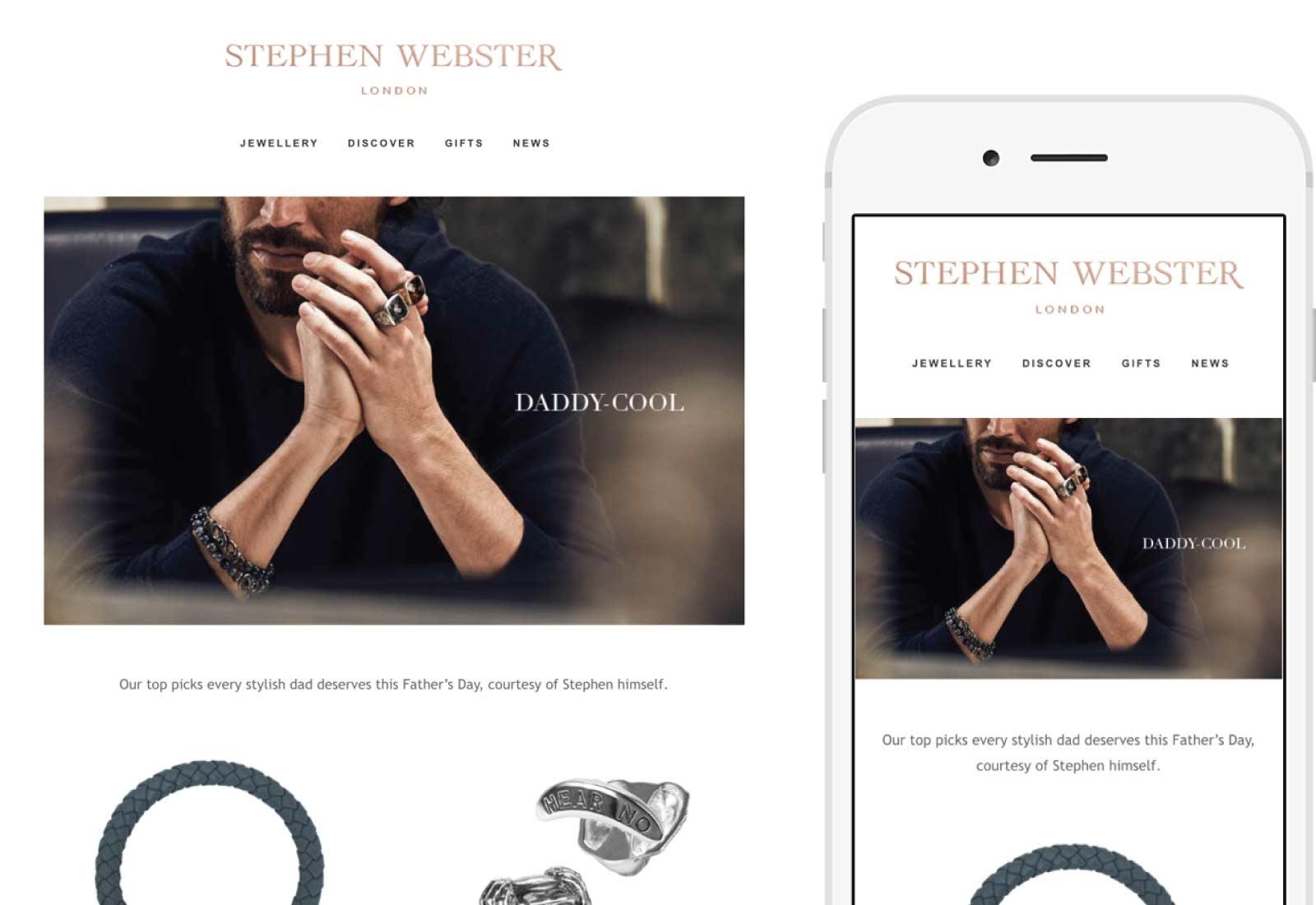 Stephen Webster Email