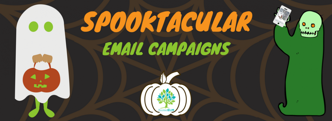 Ghoulishly Delightful Seasonal Email