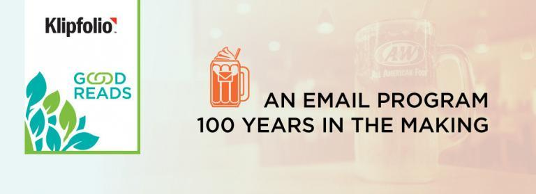 Email, Metrics, History & Root Beer